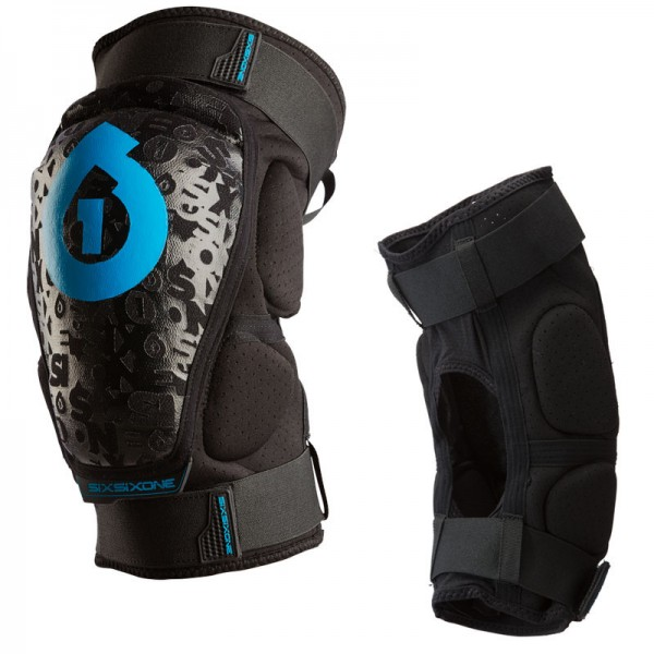 Six Six One Rage Hard Knee Protection