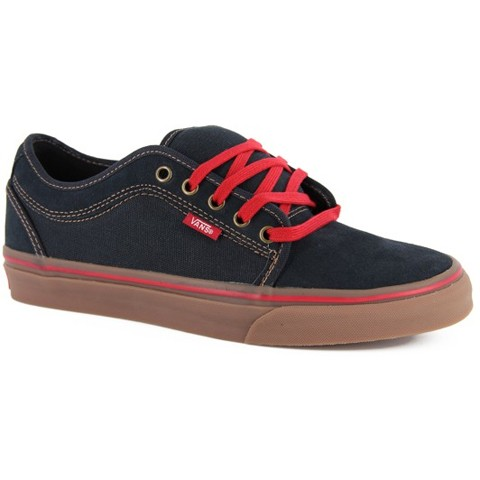 Vans Chukka Low navy/gum (men)