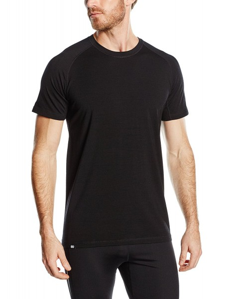 Mons Royale Tech T-shirt Black