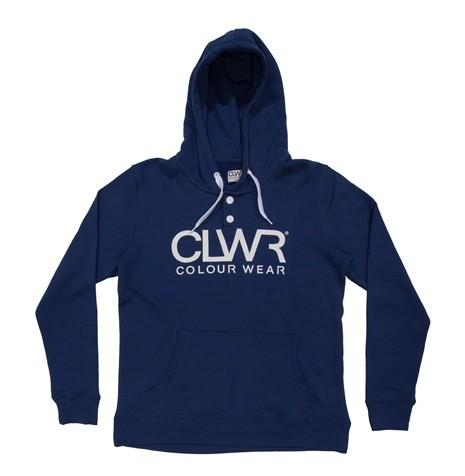 Colour Wear CLWR Hood navy (men)