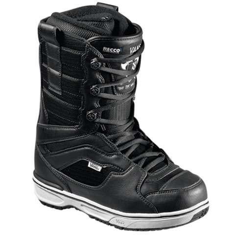 Vans Andreas Wiig Black/Black Mens Boots