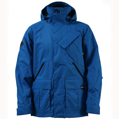 Analog Asset Jacket stratus (men)