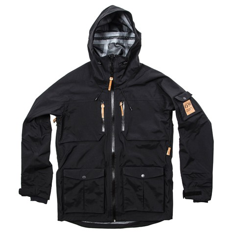 Colour Wear Falk Jacket black (men)