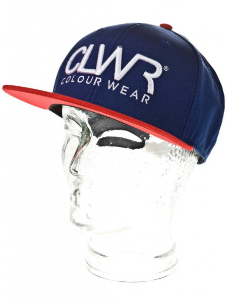 Colour Wear CLWR Cap navy
