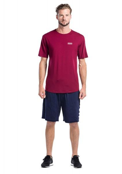 Mons Royale Yamakasi T-Shirt Plum