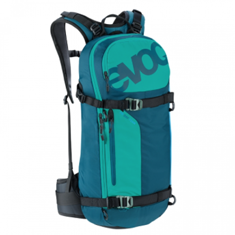 Evoc Protector Backpack FR DAY Team (petrol) M/L