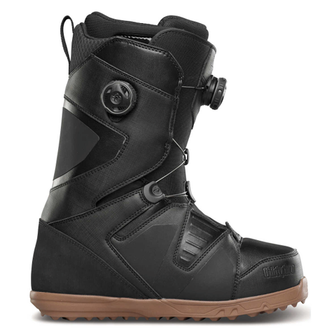 thirtytwo Binary Boa black (men)