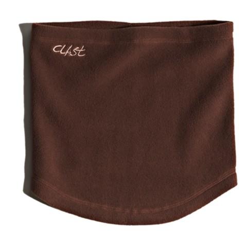 Clast Fleece Neckwarmer Brown