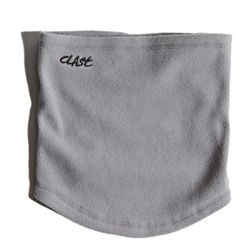 Clast Fleece Neckwarmer Grey