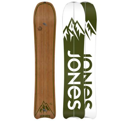 Jones Snowboard Hovercraft 156