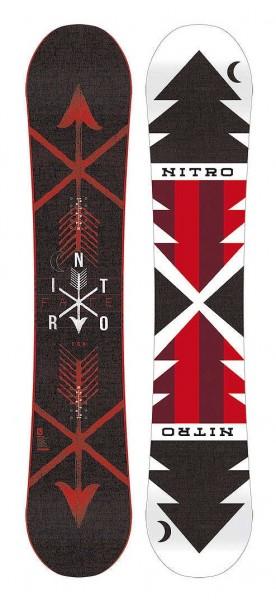 Nitro Snowboard Fate 153 Women 2015