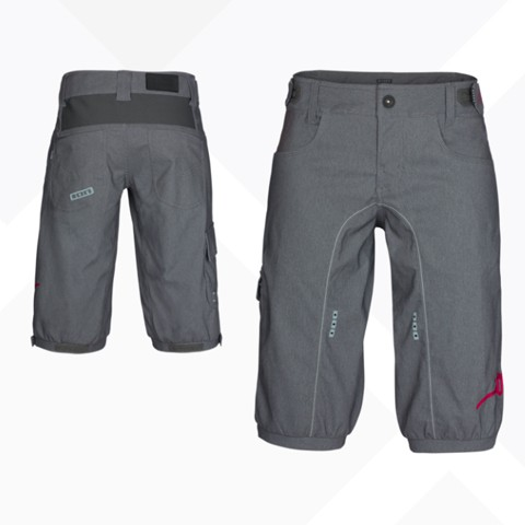 ION Lady Bike Cargo Shorts Nova Luzid Series