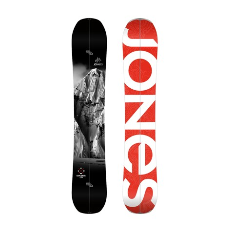Jones Splitboards Explorer 159