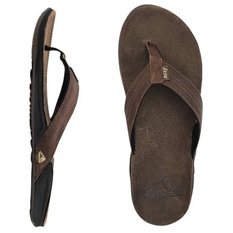 Reef J-Bay Sandals camel (men)