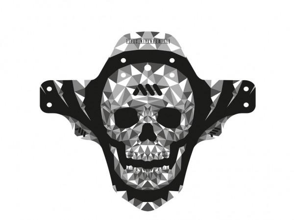 AMS Mud Guard Skull