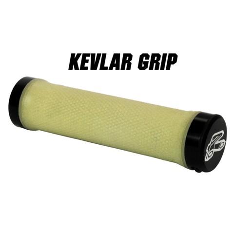 Renthal Lock-On Grips Schraubgriffe Kevlar