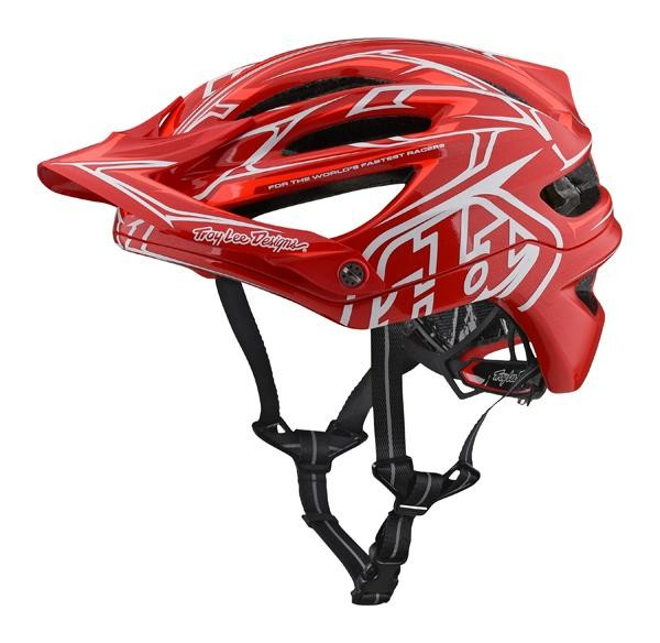 TLD A2 Mips Pinstripe Red