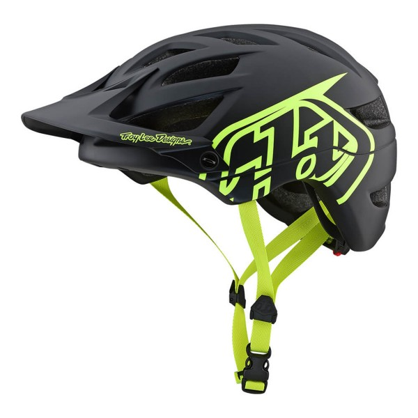 TLD A1 Drone Black/Flo Yellow