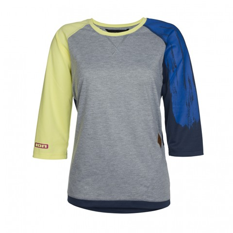 ION Lady Bike Jersey 3/4 Tee LS Helia