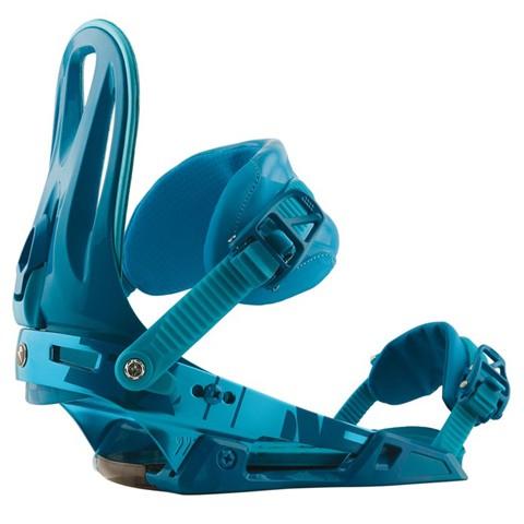 Raiden Zero Bindung acid blue