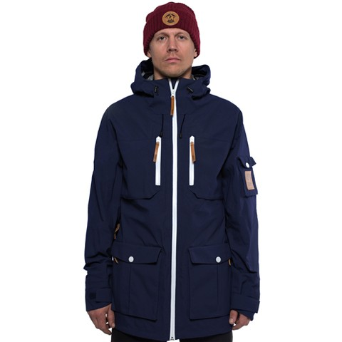 Colour Wear Falk Jacket Patriot Blue (men)