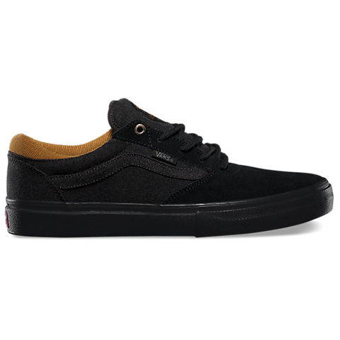 Vans Gilbert Crockett Pro (Denim) black/black (men)