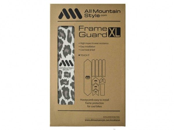 All Mountain Style Frame Guard XL Cheetah