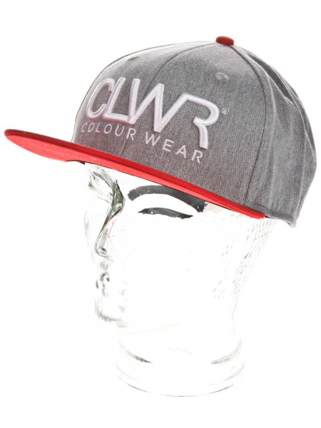 Colour Wear CLWR Cap red