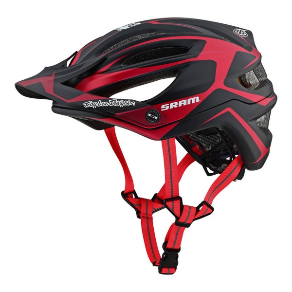 TLD A2 Dropout Sram Red