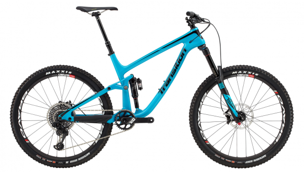 Transition Patrol Carbon Blue Kit 2
