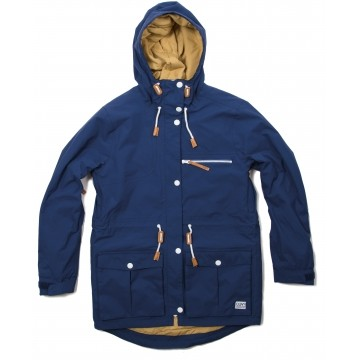 Colour Wear Up Parka navy (women)