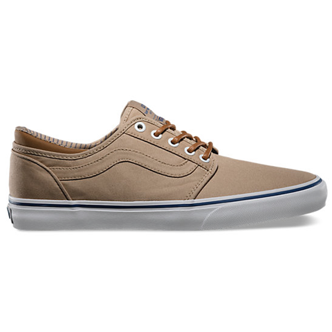 Vans Trig (Trim) sesame/white (men)