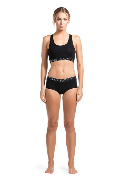 Mons Royale Sylvia Boyleg FOLO Brief ,Black