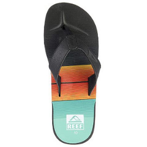 Reef HT Prints Sandals turquoise/orange/black (men)
