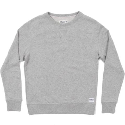 Colour Wear Nep Crew grey melange (men)