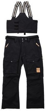 Colour Wear Falk Pant black (men)