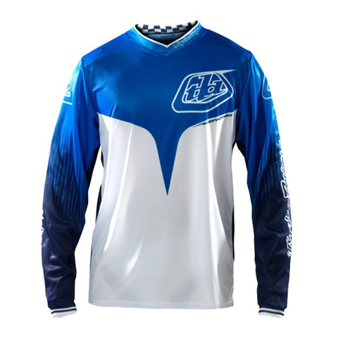 Troy Lee Designs Gp Jersey Speedshop Blue