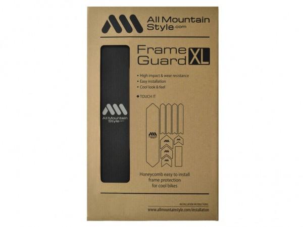 All Mountain Style Frame Guard XL Black