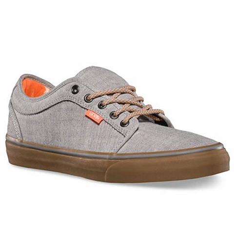 Vans Chukka Low Denim grey/gum (men)
