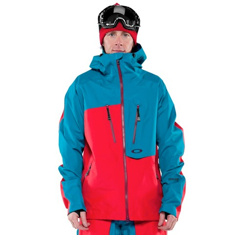 Oakley Unification Pro Jacket Red Line