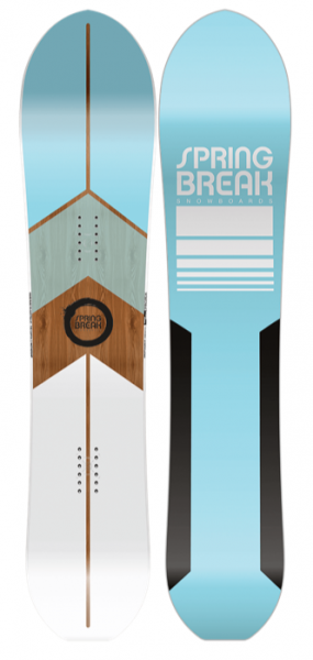 Capita Spring Break Powder Racer 154 cm