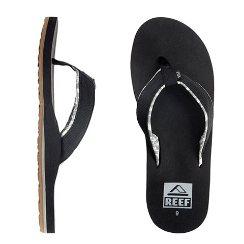Reef Ponto Prints Sandals black (men)